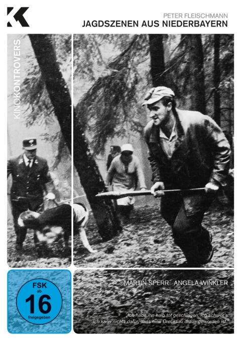 Kino Kontrovers Nr. 8: JAGDSZENEN AUS NIEDERBAYERN - Ab 09. Februar 2012 auf DVD und Blu-ray!