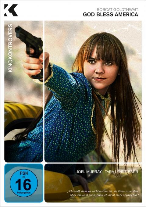 Kino Kontrovers Nr. 14: GOD BLESS AMERICA - Ab 14. Februar 2013 auf DVD und Blu-ray!
