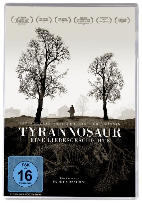 Kino Kontrovers Nr. 9: TYRANNOSAUR - Ab 05. September 2013 als Nachauflage in der Softbox mit Wendecover.