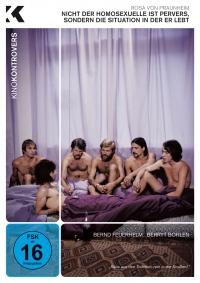 Nicht der Homosexuelle ist ...